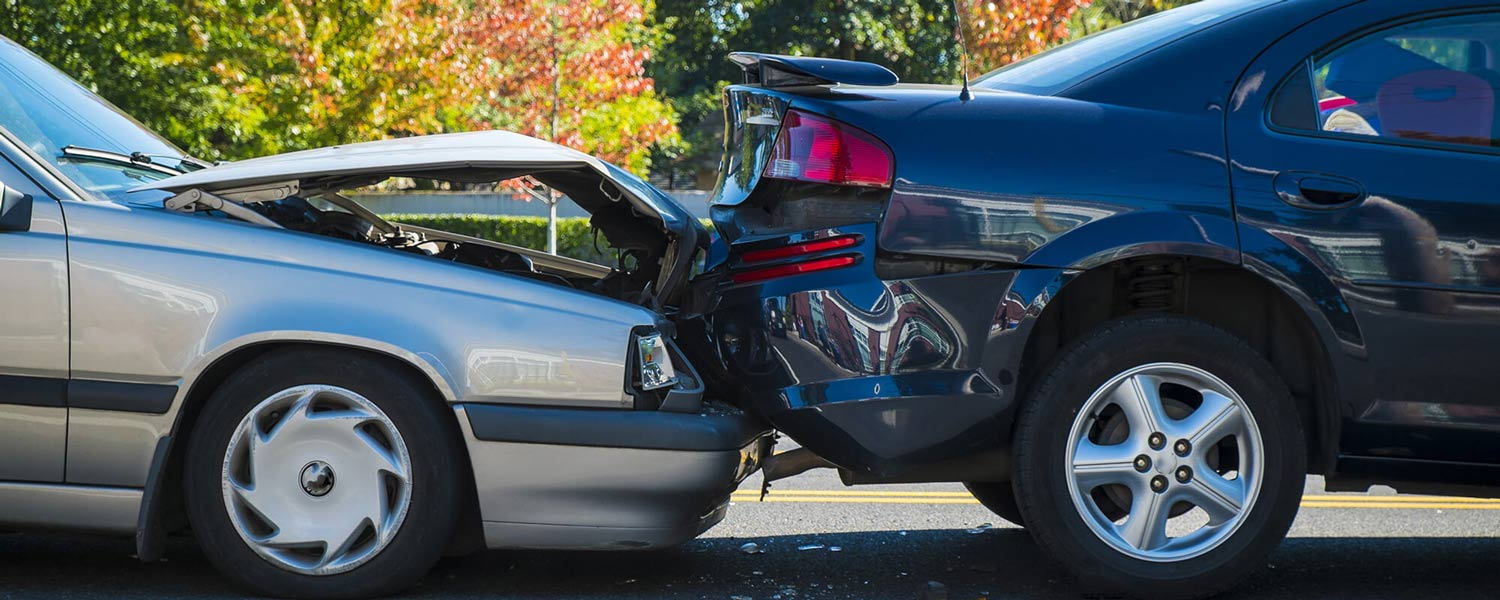 Auto Accident victim with uninsured motorist insurance represented by Ward & Barnes, P.A., Attorneys at Law