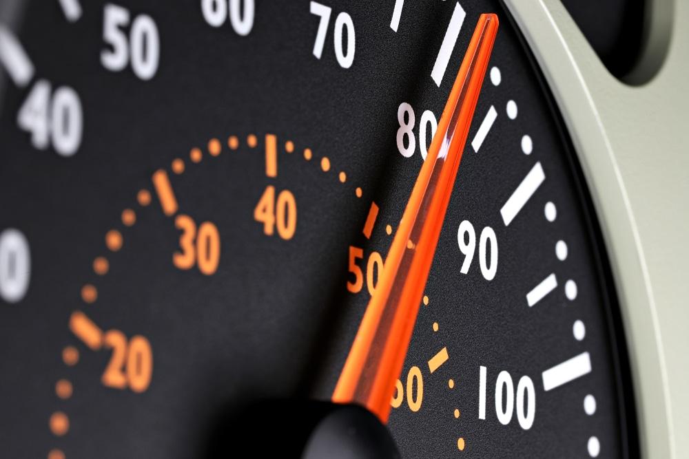 speeding indicator of accidents