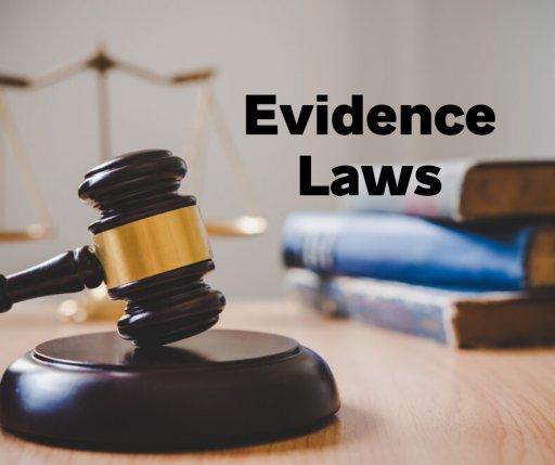 evidence laws Florida