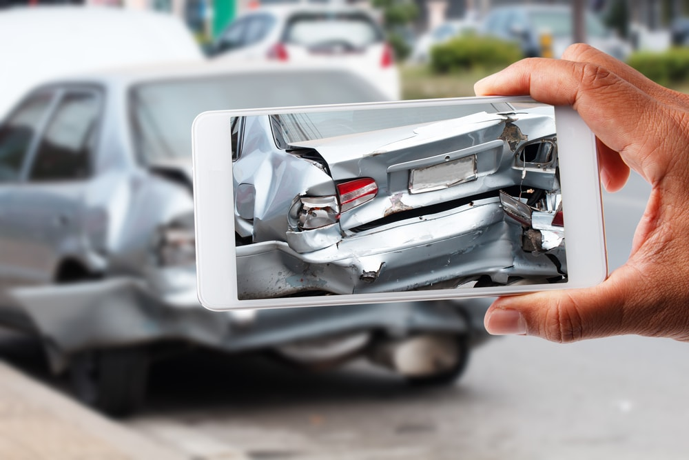 proving fault in an auto accident