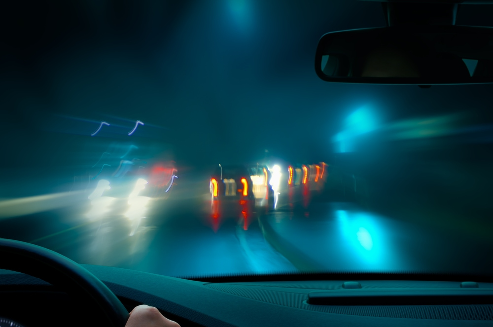 is it more dangerous to drive at night