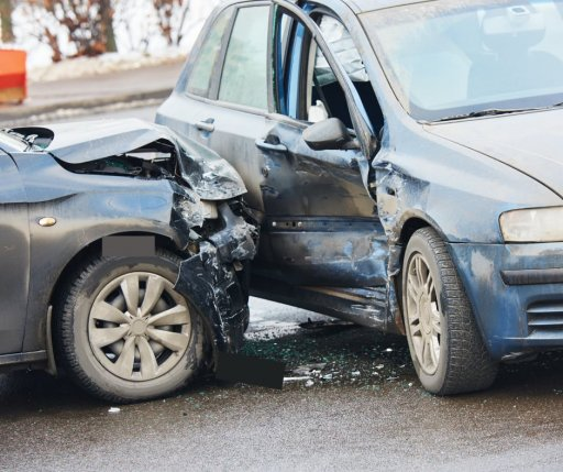 most common type of car accident